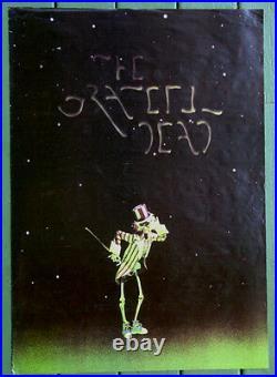 0Grateful DeadArt by Gutierrez1977 Movie Promotional Poster 24x33Uncle Sam0
