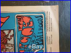 1966 Family Dog FD 26 (3 rd Printing) Grateful Dead Poster