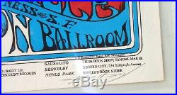 1966 Family Dog FD 26 Grateful Dead Poster Signed Mouse & Kelley, CGC 9.2 1st