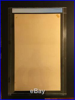 1967 Continental Ballroom Grateful Dead poster AOR 2.343 Original 1st print CGC