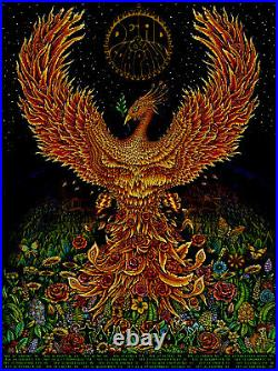 2021 Dead and Company VIP Tour Poster #2107