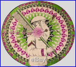 60's era Kaleidoscope posters