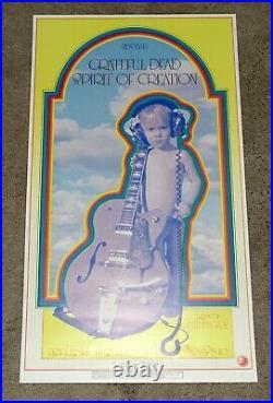 A. O. R. 4.156 Grateful Dead SDS Ball Salt Lake City 1969