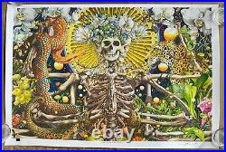 AJ Masthay Adoration Of The Mother Art Print Poster Grateful Dead /300 IN HAND