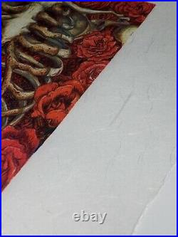 AJ Masthay Bed Of Roses Unryu Mulberry Rag Variant BNG RARE