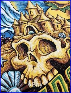 AJ Masthay Dead and Company Playing in the Sand Artist Edition