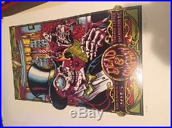 AJ Masthay Grateful Dead Fare Thee Well Chicago Dead and Company