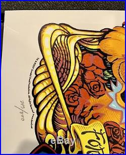 AJ Masthay Grateful Dead Forever Grateful LE #243/800