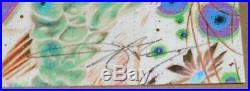AJ Masthay Surrender Blotter Art Print Signed Numbered Grateful Dead A. J. Poster