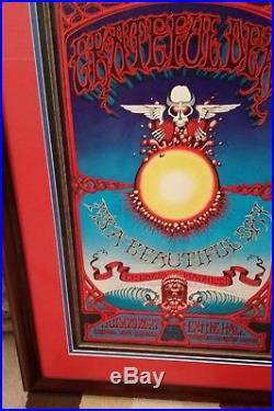 AOR 3.116 First Printing 1969 Hawaiian Aox/Grateful Dead/Rick Griffin poster