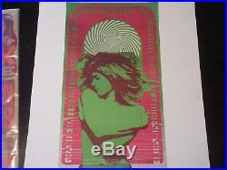AOR 3.145 Original Vanessa/Grande Ballroom/Detroit poster