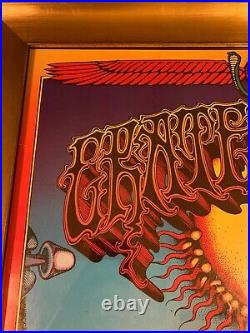 Aoxomoxoa First Printing Poster of Grateful Dead by Rick Griffin
