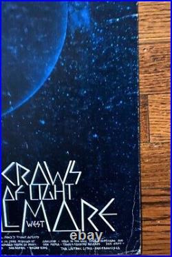BG-227-2 Grateful Dead Miles Davis Fillmore West Poster
