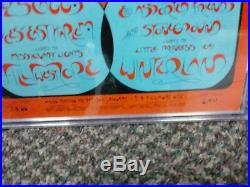 BG # 263-1 Grateful Dead Cold Blood Fillmore West Winterland Poster BG263 Large