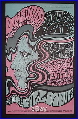 BG-51-OP-1 Grateful Dead poster AOR, FD