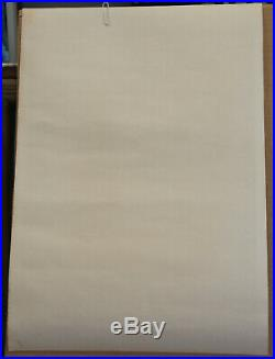 Bg 16-1 Wes Wilson Mindbenders Fillmore Bg Family Dog Era Poster