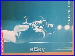 Bg 43 1966 original firstprint mint grateful dead poster bill graham fd aor