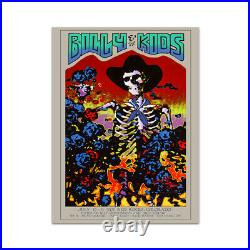 Billy Strings / Billy and the Kids Red Rocks 7/12 Poster Print by Stanley Mouse
