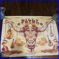 Billy strings poster