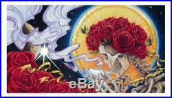 Celestial Tea x Grateful Dead by AJ Masthay Fine Art Print NYCC Poster MINT