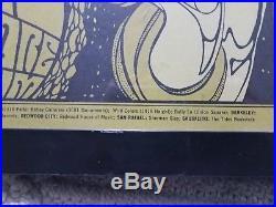 Chuck Berry, Grateful Dead Poster, Vintage Bill Graham Fillmore 1967 Bg-55
