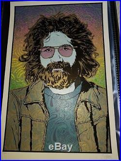 Chuck Sperry Jerry Garcia Orpheus Summer
