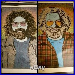 Chuck Sperry Jerry Garcia Orpheus Summer & Tangled Up In Blue