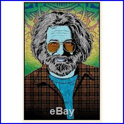 Chuck Sperry Jerry Garcia Tangled Up In Blue Art Print Grateful Dead Poster