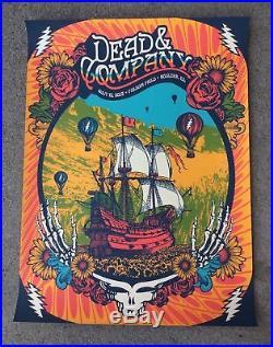 DEAD & COMPANY 2018 7/13 Folsom Field Boulder Colorado By Justin Helton #325/800