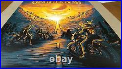 Dan Mumford Grateful Dead & Company Poster MATCHING NUMBER SET Variant SOLD OUT