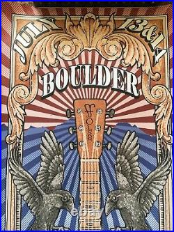 Dead And Company Boulder Poster