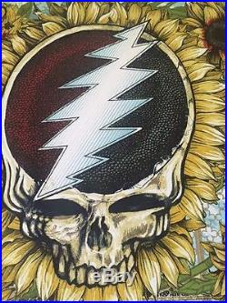 Dead And Company Chula Vista Sleep train Ca Tour Poster Grateful Dead LOOK