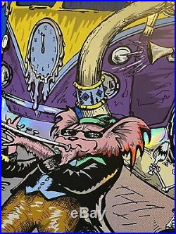 Dead And Company Co Chase Uncut Foil DuBois Masthay NYE New Years SF 12/30 12/31