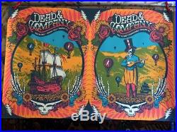 Dead & Company Boulder Helton Uncut 150 of 200 sold out fast, rare