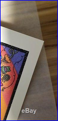 Dead & Company poster 2018 Noblesville, IN. Deer Creek Limited Mint signed AP