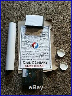 Dead and Company 2017 songs poster Brand new, Small Batch 192/300