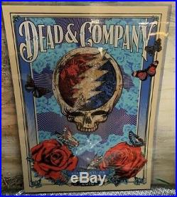Dead and Company 6/4/2018 in Cincinnati, OH. VIP Limited Poster Numbered 50/650