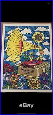 Dead and Company Blossom 2018 Poster