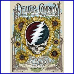 Dead and Company Chula Vista CA Print /500 Rare SOLD OUT Grateful Dead Poster