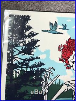 Dead and Company Fall Tour 2015 Target Center, MN (11/21/15) Poster