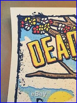 Dead and & Company Poster 2019 Bristow 6/26/19 Artist Edition Signed/Numbered
