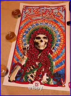 Dead and Company Poster, Adam Pobiak, Burgettstown, PA