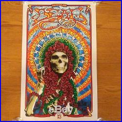 Dead and Company Poster Burgettstown, PA Adam Pobiak