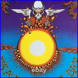 ELUSIVE GRATEFUL DEAD1982 HAWAII AOXOMOXOA RICK GRIFFIN ORIGINAL 2nd Print MNT