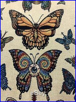 EMEK Grateful Dead & Company Butterfly Blanket Signed #/200 VIP Print Poster
