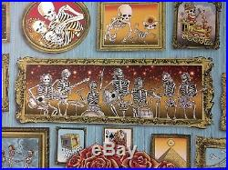 Emek Gd50 Grateful Dead Poster Vip Print Soldier Field Chicago Fare Thee Well Ae