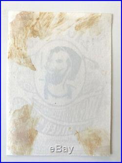 FD14 handbill SIGNED Stanley Mouse 1966 Big brother Quicksilver BG AOR