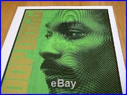 FILLMORE POSTER era Chuck Sperry Snoop Dogg Warfield 2009