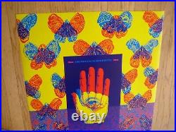 Fillmore poster era Neon Rose # 26 Moscoso 1968