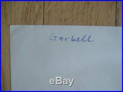 Fillmore poster era Rare Grateful Dead. 1966 Pauley Ballroom Berk. Ruth Garbell